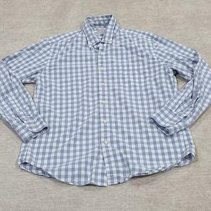 J. Crew- button down shirt